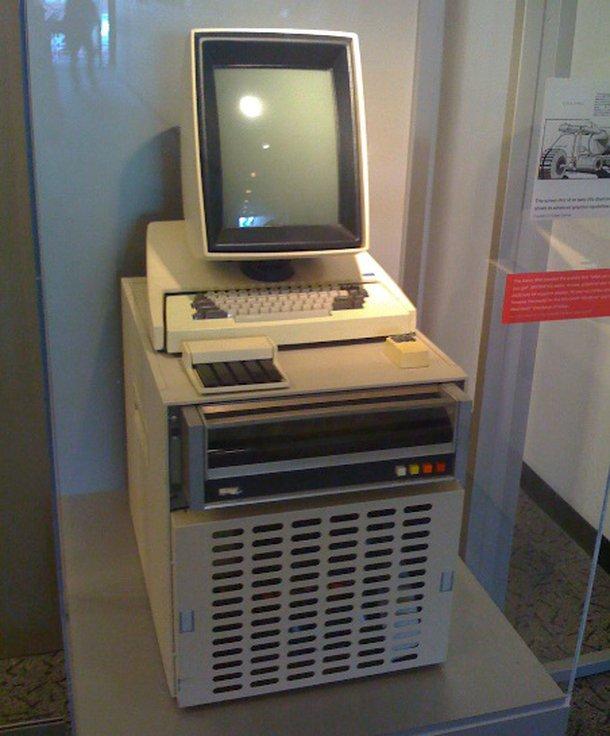 El Xerox Alto