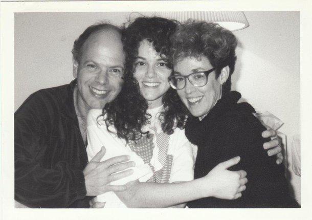 Rebecca y los padres